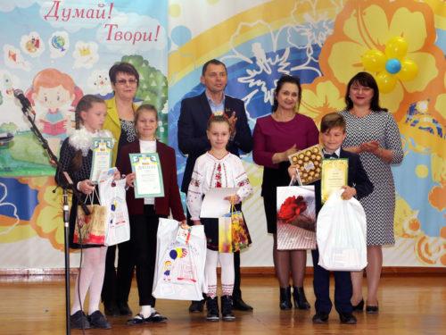 Нагороджено переможців читацького конкурсу