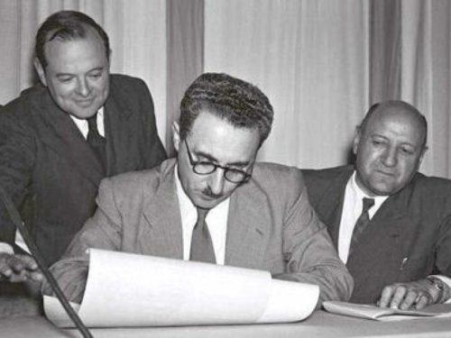 У Херсоні вшанують пам'ять другого прем'єр-міністра Ізраїлю – херсонця Моше Шарета