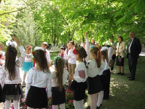 100-річчя від дня народження Василя Сухомлинського відзначили в Херсоні