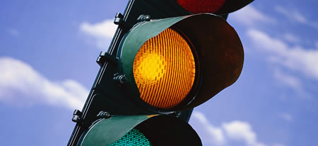 Чи скасують жовтий сигнал світлофора в Україні