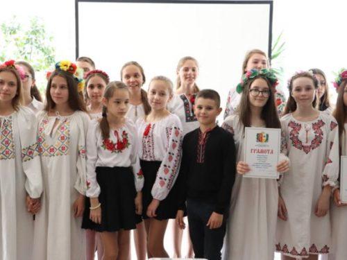 У ШГП феєрично завершили рік українознавства