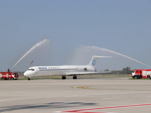 Даламан-Херсон: презентовано нове авіасполучення