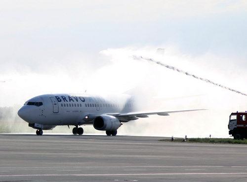 Відкрито новий авіарейс Люблін-Херсон-Люблін