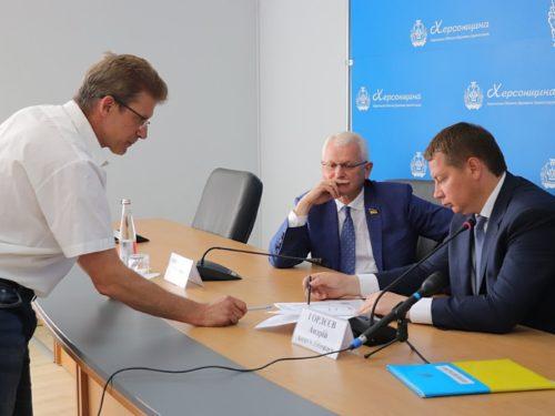 Херсонський «Буревісник» дійшов до Верховного суду України