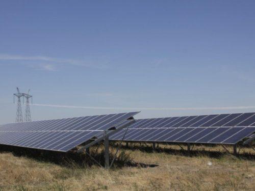 На Херсонщині відкрили фотогальванічну електростанцію