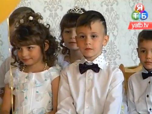"""Випускне свято у яслах-садку """"Теремок"""""""