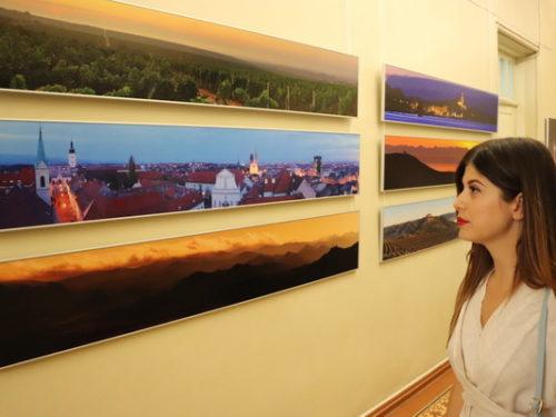 На Херсонщині відкрилась фотовиставка відомих хорватських митців