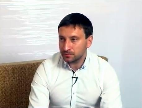Руслан Калінін: Нова концепція вирішить житлові проблеми переселенців