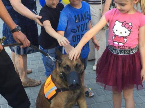 День Національної поліції Україні відзначили у Херсоні