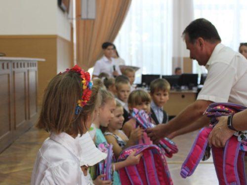 В Херсоні пройшла  акція «Готуємо дітей до школи»