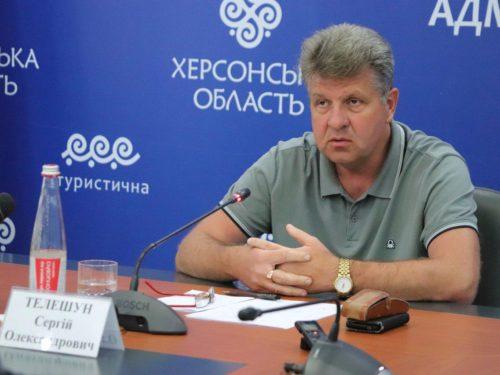 Професор Сергій Телешун: «Херсонщина – територія, де зручно жити українцю!»