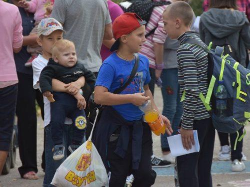 Дітей з прикордонних районів  відправили на оздоровлення  до Скадовського району