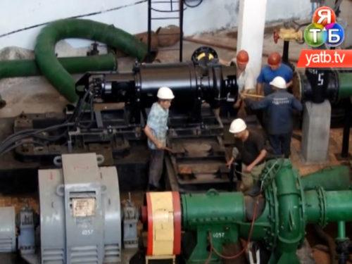 Херсонводоканал модернізує насосні станції