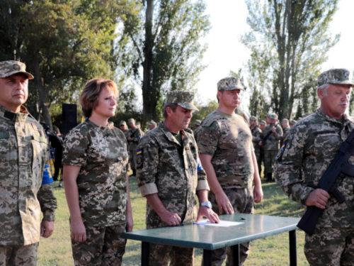 На Херсонщині формується окрема бригада територіальної оборони