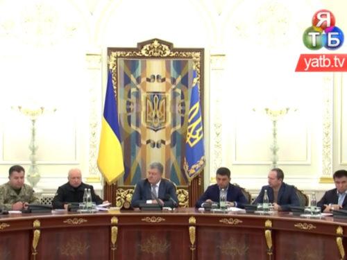 Воєнному стану в Україні бути!
