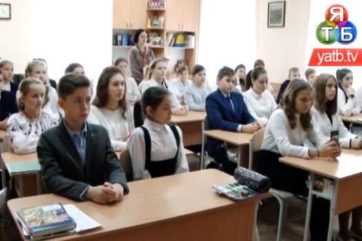 Херсонські депутати відвідали одну із найкращих шкіл області