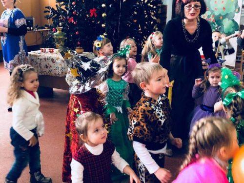 Колектив Херсонського водоканалу відзначив новорічні свята
