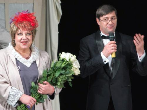 Олена Галл-Савальська відзначає ювілей