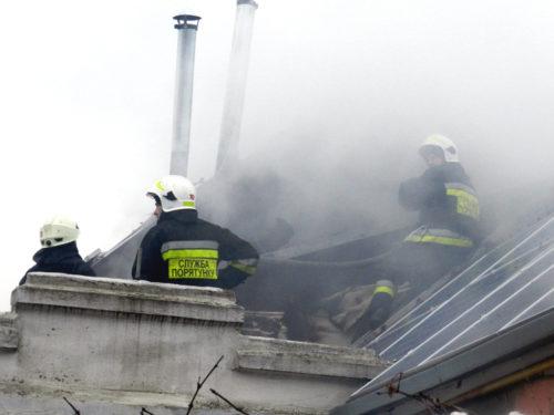 Рятувальники ліквідували пожежу у Дніпровському районі
