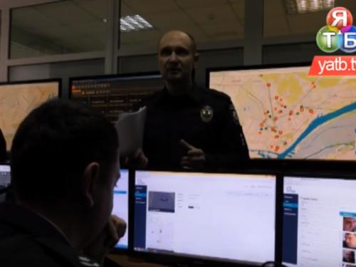 Поліцейські показали депутатам безпечний Херсон
