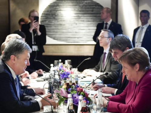 Порошенко про дипломатичні перемоги України в Мюнхені