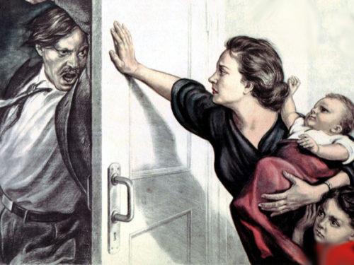 Як працює закон з протидії домашньому насильству?
