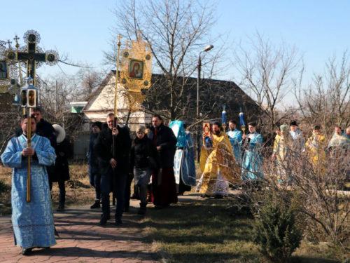 У Херсоні православні віряни відзначили свято Стрітення Господнього