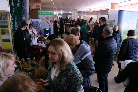 Новий аграрний рік на Херсонщині розпочався виставкою «Фермер-2019».