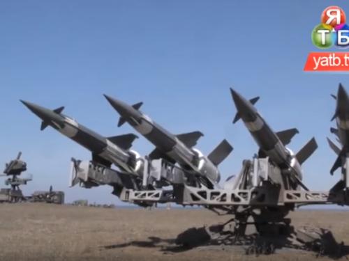 На Херсонщині випробували нові ракетні комплекси