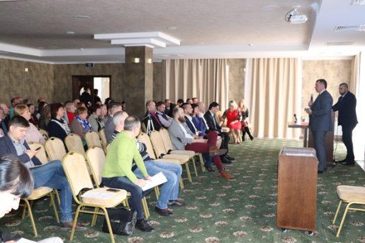 В Херсоні пройшов Туристичний форум з впровадження міжнародних стандартів у сфері туризму