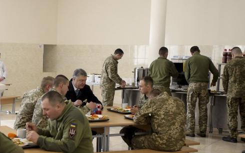 Казарми за стандартами НАТО в Україні – тепер реальність