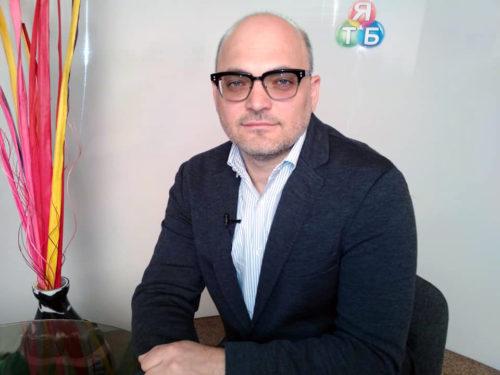 """Спеціальний гість студії """"Новини сьогодення"""" Андрій Дмитрієв"""