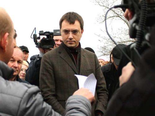Міністр інфраструктури України проінспектував будівництво мостопереходу в Херсоні
