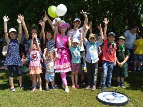 Херсонська юстиція долучилась до святкування Дня захисту дітей