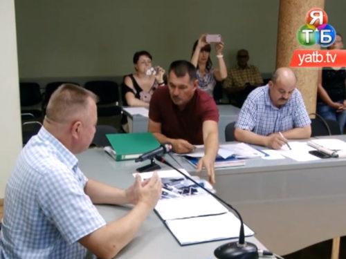 Причали в Гідропарку: конфронтація продовжується