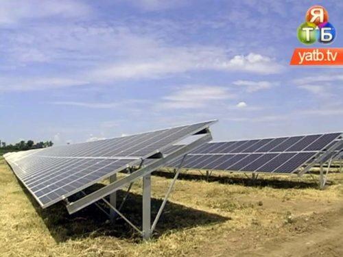 Зелена енергетика: Херсонщина – лідер за освоєнням відновлювальних джерел енергії