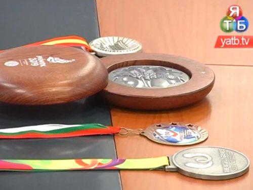 Херсонські спортсмени привезли з Європейських Ігор 1 золоту і 2 срібні медалі