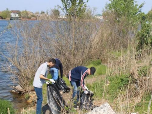 Активна робота екологічної коаліції Херсонщини