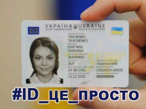 Як отримати паспорт громадянина України
