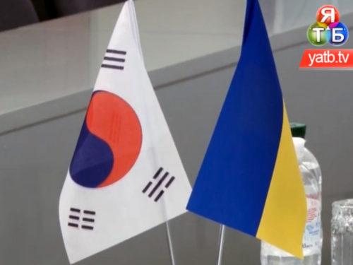 Про що домовились Миколаєнко з Послом Республіки Корея?