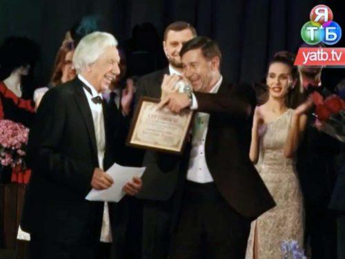 Легенда театру: в Херсоні відбувся бенефіс Анатолія Толока