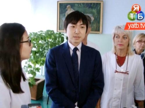 Подарунок від японців і ПриватБанку: Херсонська лікарня отримала від меценатів сучасне обладнання