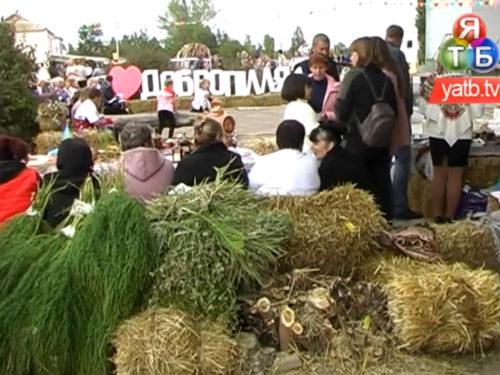 Село Добропілля відсвяткувало 90-річчя
