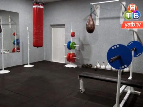 Для полісменів Херсонщини відкривають нові спортзали