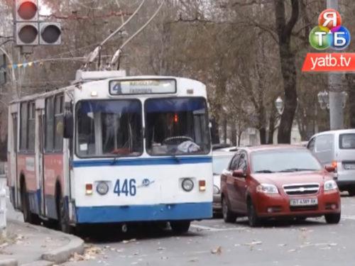 Коли в Херсоні з'являться нові тролейбуси?