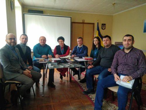 Міжвідомча координаційна нарада з питань оформлення біометричних документів для мешканців АР Крим
