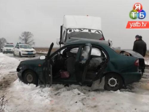 ДТП на дорозі Херсон-Снігурівка