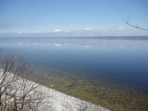 Щодо інформації про забруднення води у Каховському водосховищі
