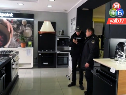 Конфлікт у Херсонському магазині завешився стріляниною