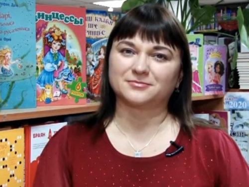 Ганна Лісова. Привітання з Міжнародним жіночим днем